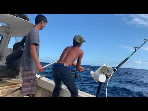 Ulua Fishing Hawaii Offshore Deep Jigging ACTION (PB Ulua)