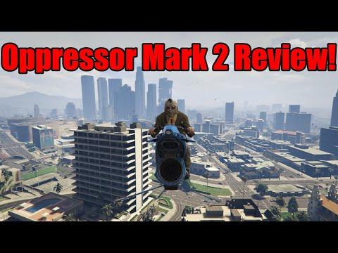 GTA Online Oppressor Mark 2 Review!