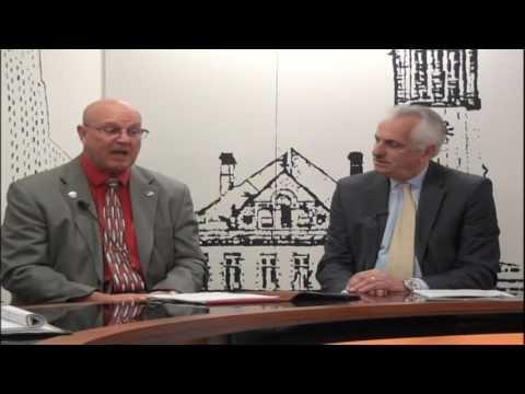 Bruce Hidley, Albany County Clerk; Frank Merola, Rensselaer County Clerk
