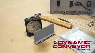 DynaCon Conveyor Belt Repair