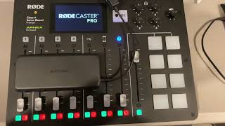 RODECaster Pro   DC-USB1 Issue Resolved!