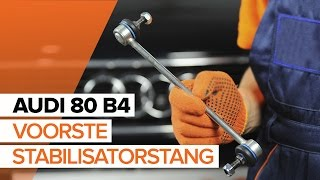 Onderhoud Audi Q5 8r - instructievideo