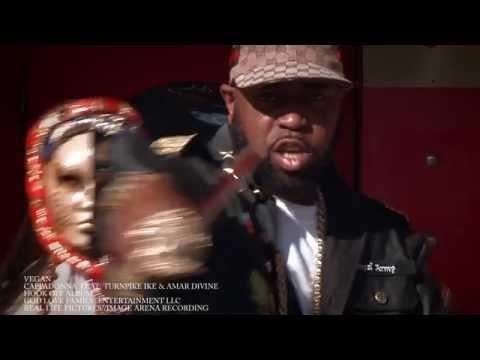 CAPPADONNA -  VEGAN (OFFICIAL VIDEO) feat TURNPIKE IKE & AMAR DIVINE OFFICIAL MUSIC VIDEO