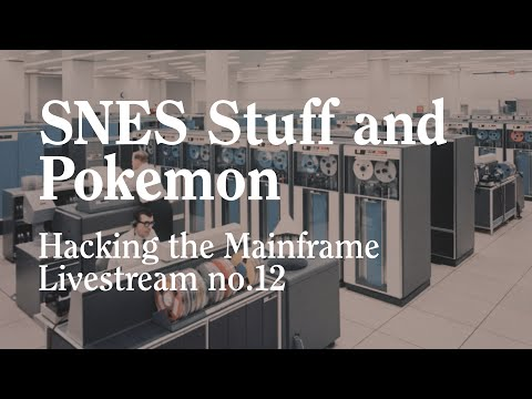 Hacking the Mainframe no.12 (HSB to RGB SNES Color & Pokemon)