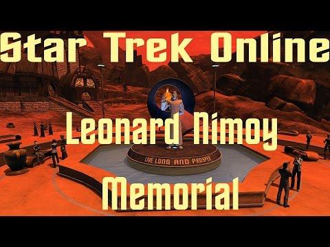 Star Trek Online - Leonard Nimoy Memorial