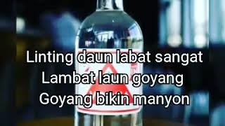 Status wa minuman keras part 2