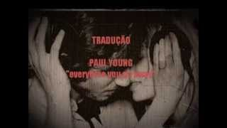 "TRADUÇÕES MUSICAIS ao vivo - GREICK OLIVEIRA - ""PAUL YOUNG - Everytime you go away"""