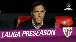 LaLiga Preseason 2018/2019: Athletic Club