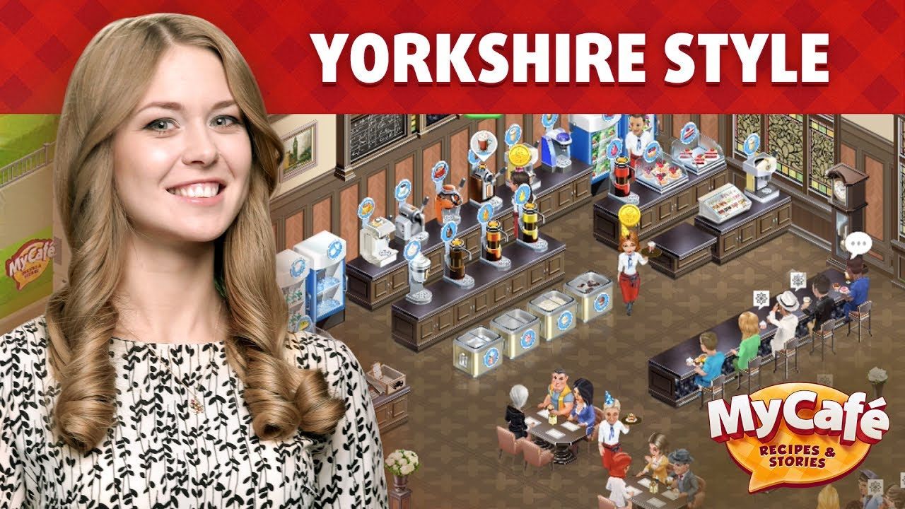 my cafe in english yorkshire style youtube. Black Bedroom Furniture Sets. Home Design Ideas