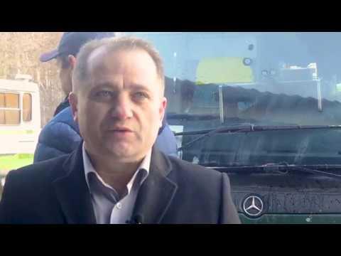 В Костроме запущен международный автобусный рейс КИШИНЕВ - КОСТРОМА