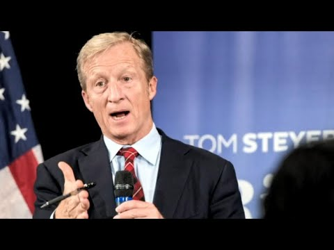 Tom Steyer shouldn't be running for president