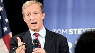 Gambar cover Billionaire Tom Steyer latest presidential candidate to join 2020 field