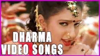 Vikrama Dharma - Telugu Movie Back to Back Superhit Video Songs - Vijaykanth,Rukmini