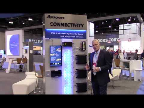 Astronics Introduces the Edge, a Distributed Cabin Network Platform for IFE Providers