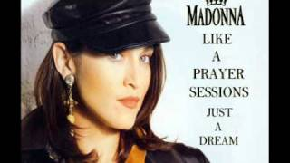 Watch Madonna Just A Dream video