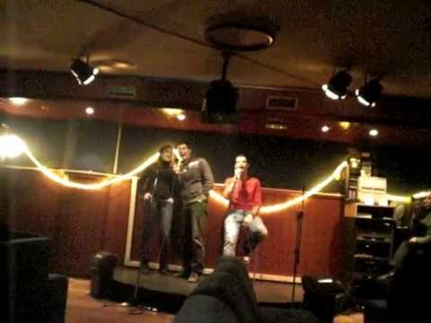 KARAOKE (Jessica, Sergio, Kristian