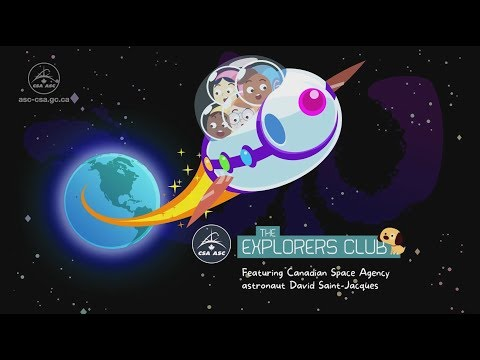 Story Time from Space - YouTube