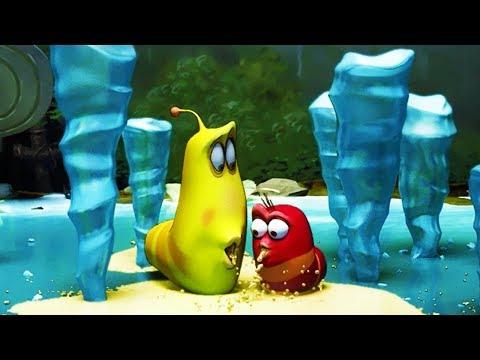 LARVA - ICE ROAD | Larva 2017 | Cartoons For Children | Larva Cartoon | LARVA Official