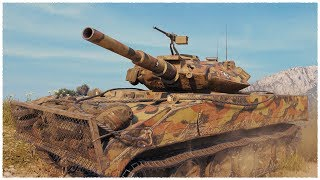 XM551 Sheridan • DIFFICULT FIGHT • WoT Gameplay
