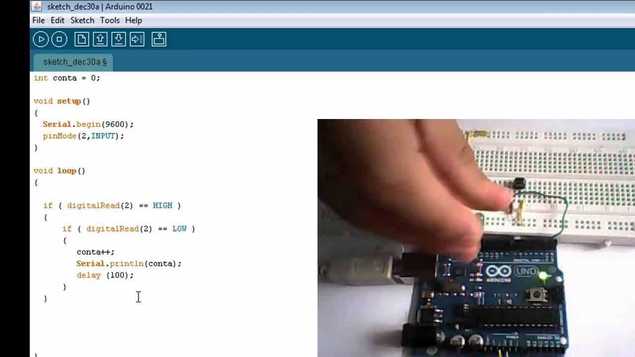 Controlando un Relay con Arduino Internet de las Cosas