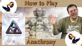 Anachrony How to play