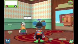 My First Toontown Fashion Show!