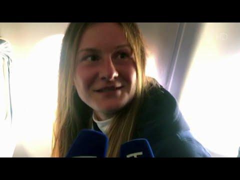 Россиянка Мария Бутина скоро будет в Москве.