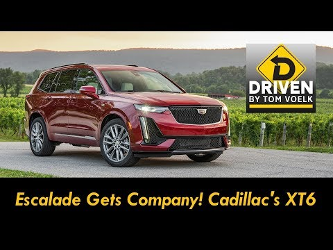 Escalade Gets Company! The 2020 Cadillac XT6