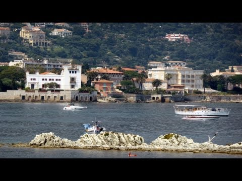Saint Jean Cap Ferrat French Riviera HD Part 1