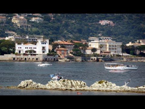 Saint Jean Cap Ferrat French Riviera HD Part 1
