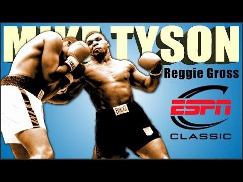 Mike Tyson vs. Reggie Gross (Full fight) 1986-06-13