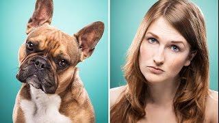 Удивительная схожесть собак и их хозяев