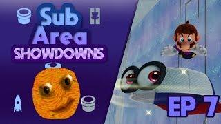 Super Mario Odyssey Sub Area Showdown w/ NicroVeda - Ep 7 |