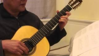 """Hướng dẫn Guitar Solo Bài """"Gặp Mẹ Trong Mơ"""" (Phần 1) -- Mother In The Dream"""