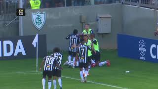 melhores momentos TV Galo 2º tempo Atlético x Santos