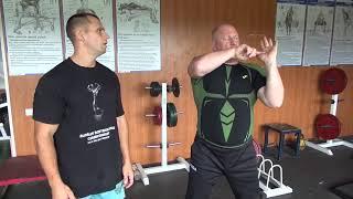 """#Тяжелаяатлетика """" Сила не только в больших мышцах"""""""