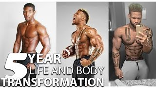 5 Year Body/Life Transformation | Motivational Video | Terron Beckham