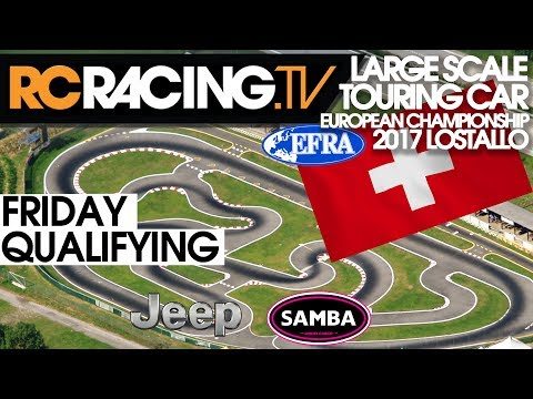 EFRA LSTC Euros - Friday Qualifying and Lower Finals - LIVE!