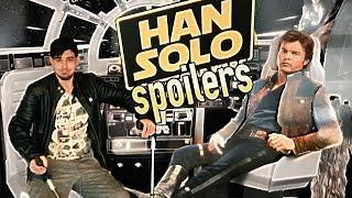 Hablando de HAN SOLO (Spoilers)