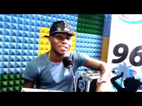 Reekado Banks Interview about #Headies2015 on #MiddayOasis #SuperstaWednesday with Do2DTUN & Taymi