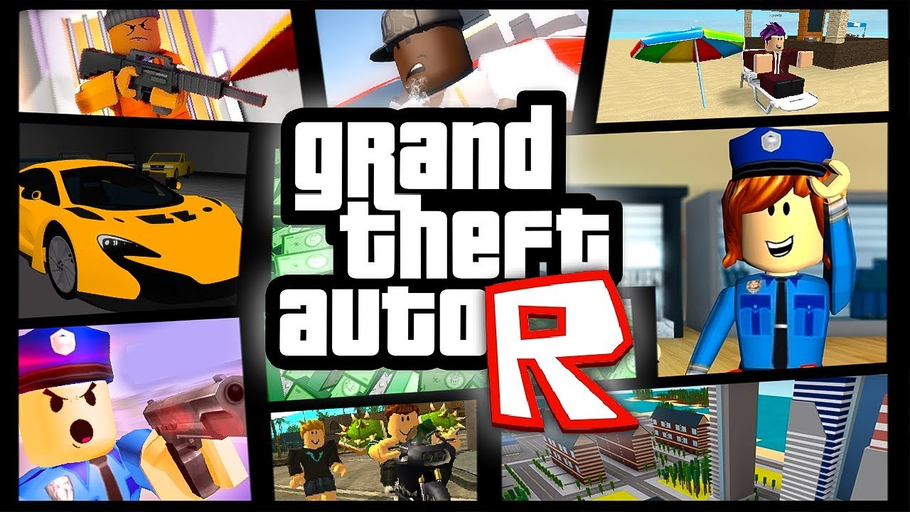 Gta 5 In Roblox Youtube