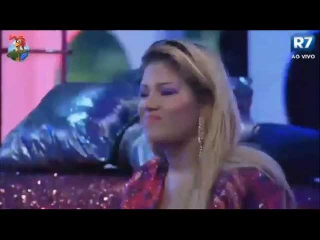 Andressa Urach agride Denise Rocha Furacão da CPI HD TRAVEL_VIDEO