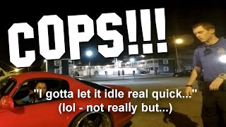 Pulled Over Again! Lambo & Viper COP Reactions - Vol 3