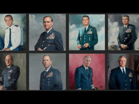 Chief of Staff of the Air Force Portraits