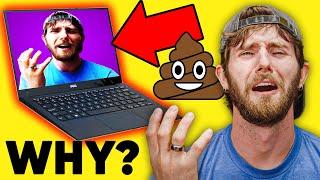 Why do Laptop Webcams Suck??