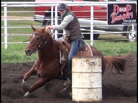 McHenry County Saddle Club Barrel Race Sponsor Night