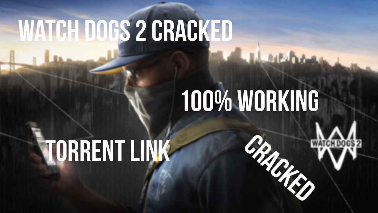 watch dogs 2 torrent crack