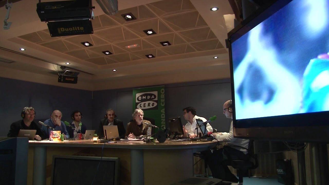 FC. Barcelona vs Real Madrid , visto en los estudios de Onda Cero ...