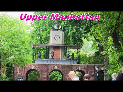 Central Park - Upper Manhattan - New York