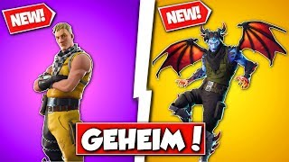 ❌NEW SECRET Skins - Gliders in Fortnite FOUND!! 😱 - Nouvelles fuites Fortnite!